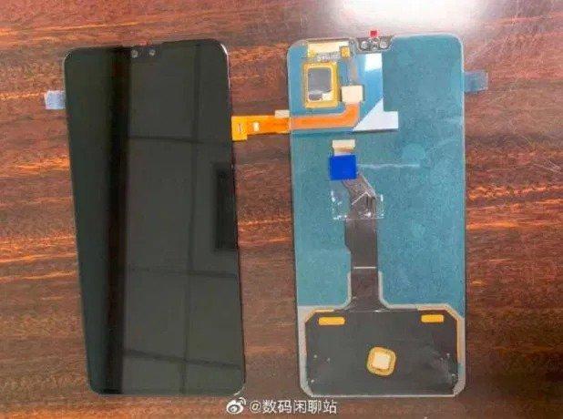Huawei Mate 30: teknik özellikler 1