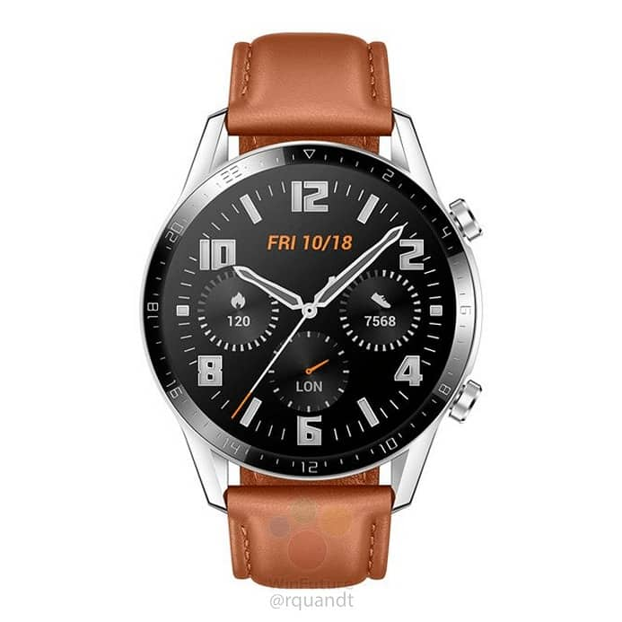 Huawei Watch GT 2: Huawei'nin smartwatch'ındaki yenilikler nelerdir? 2