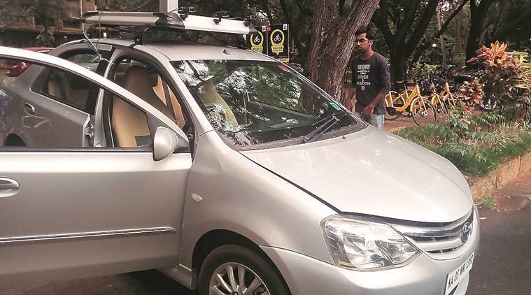 kendi kendini süren otomobiller, sürücüsüz otomobiller, hindistan'daki sürücüsüz otomobiller, Bangalore sürücüsüz otomobiller, IISc sürücüsüz otomobiller, sürücüsüz otomobiller neler, sürücüsüz otomobillerin geleceği, indian ekspres, en son haberler
