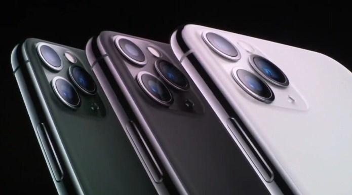 İPhone 11 Pro ve iPhone 11 Pro Max'in sürümleri ve fiyatları 2