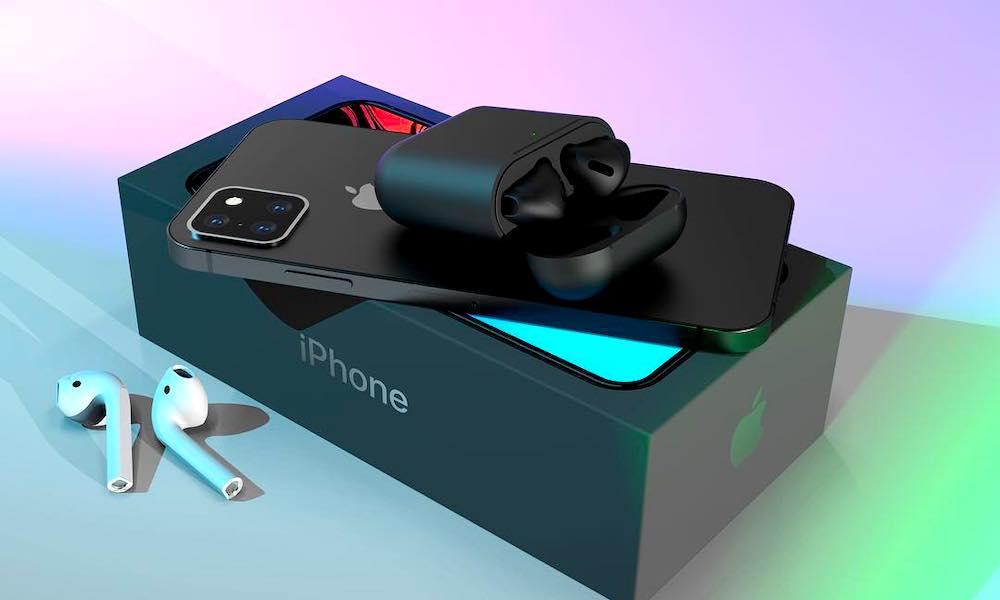 İPhone 11 Pro'da Gizli İki Yönlü Kablosuz Şarj Bileşenleri Bulundu 1