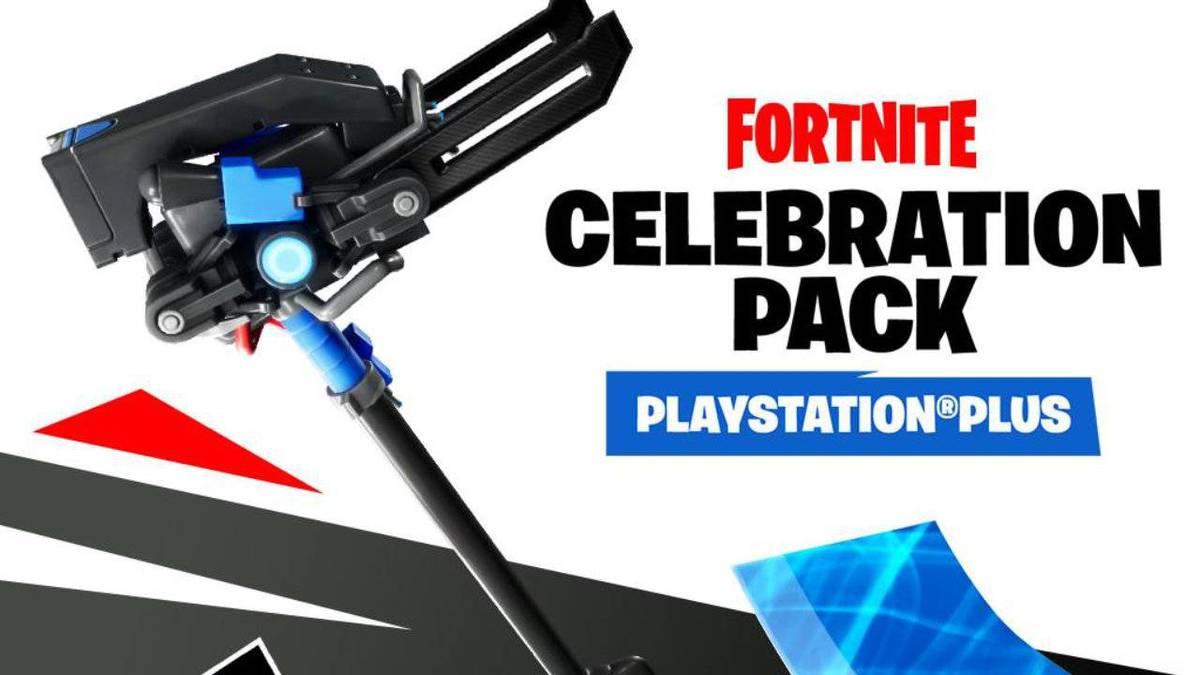 İlk bakış Fortnite PS Plus Kutlama Paketi kozmetik oyun içi 1