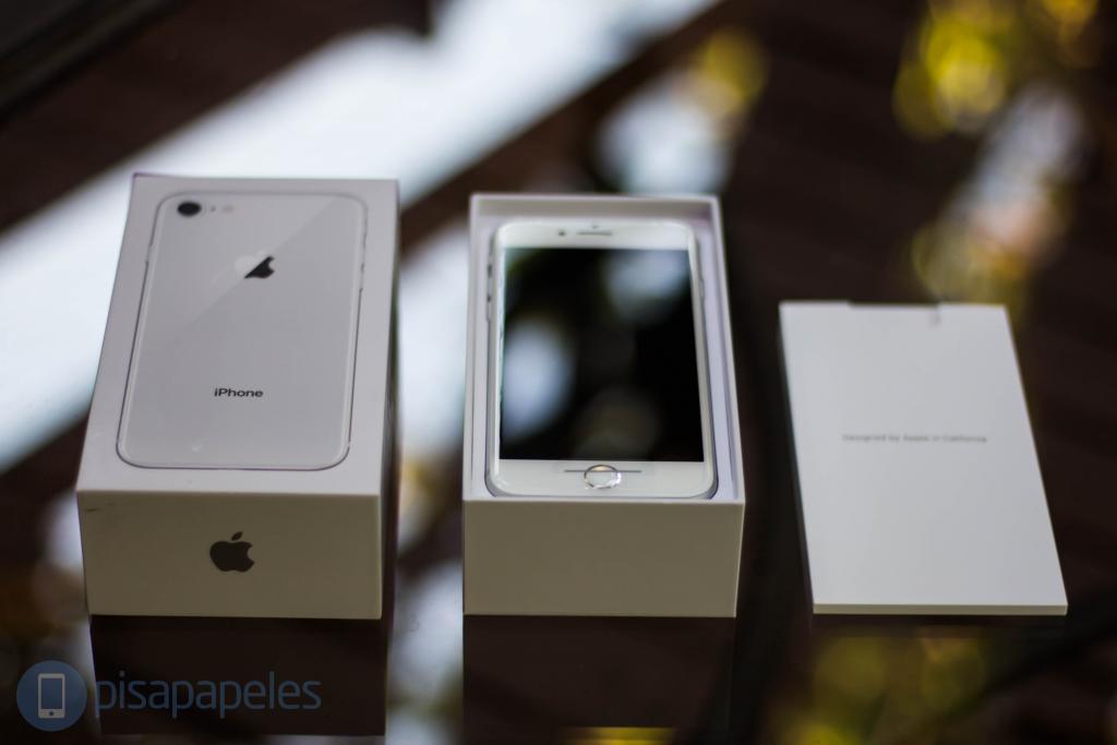 İnceleme Apple iPhone 8 1
