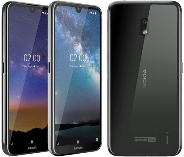 Nokia 2.2 Eylül 2019 güncellemesinde yeni bir Pie inşa ve güvenlik düzeltme eki aldı 1