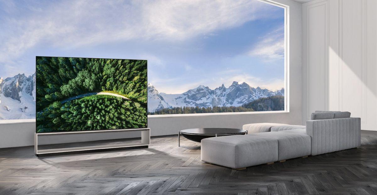 LG'nin 88-inç 8K OLED TV'si, Artık 42.000 Dolarınız Varsa Satın Almak İçin Kullanılabilir 1