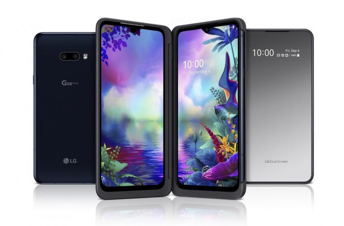 LG G8X ThinQ: Sıradışı aksesuarlarla gelen yenilikler 1