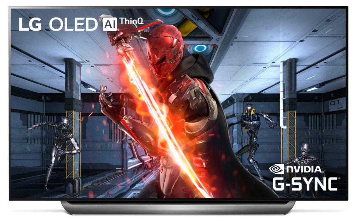 LG, NVIDIA'nın G-Sync'ini 2019 OLED TV'lerine Getiriyor 1