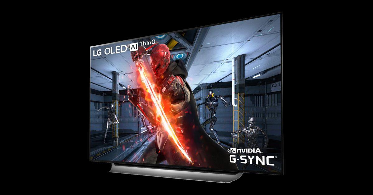 LG OLED TV'ler, Nvidia G-Sync desteğini alacak 1