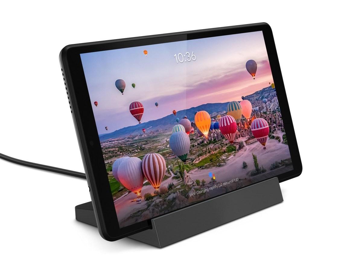 Lenovo Smart Tab 10 ve Smart Tab M8 Tabletler Açıklandı 1
