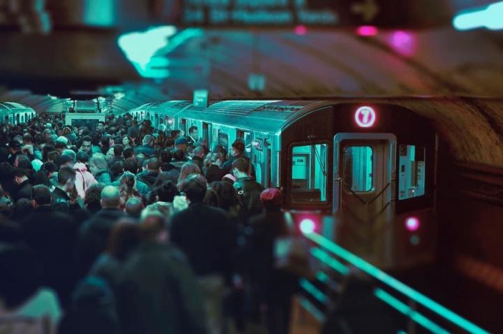 Lisboa Metro bekleme süresi
