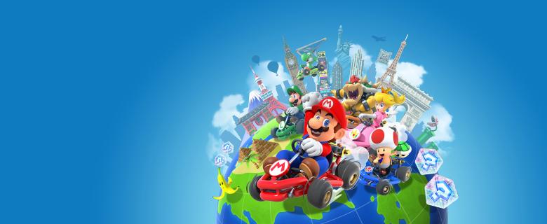 Mario Kart Tour iOS ve Android'de Çarşamba günü saat 1'de PT'de oynanabilecek 1