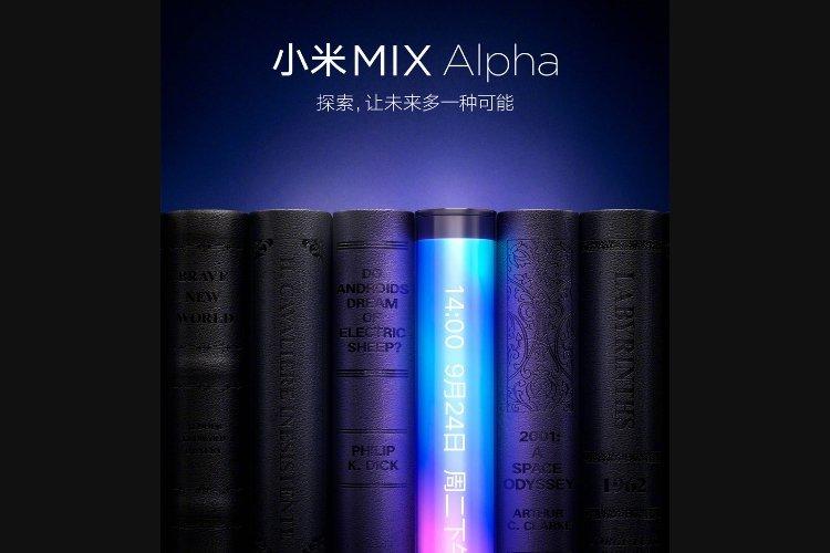 Mi Mix Alpha, Xiaomi'nin İlk Katlanabilir Akıllı Telefonu Olacak 1