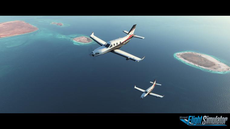 Microsoft Flight Simulator Tech Alpha sürüm takvimi açıklandı 1