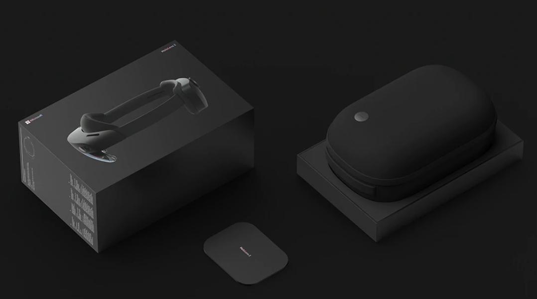 HoloLens 2 kutu