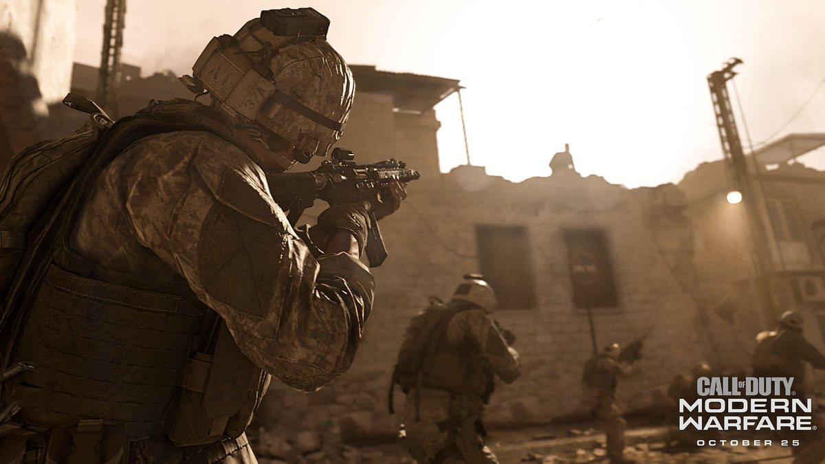 Modern Warfare beta için 64 oyunculu Kara Savaşı onaylandı  - Application Gratuite 1