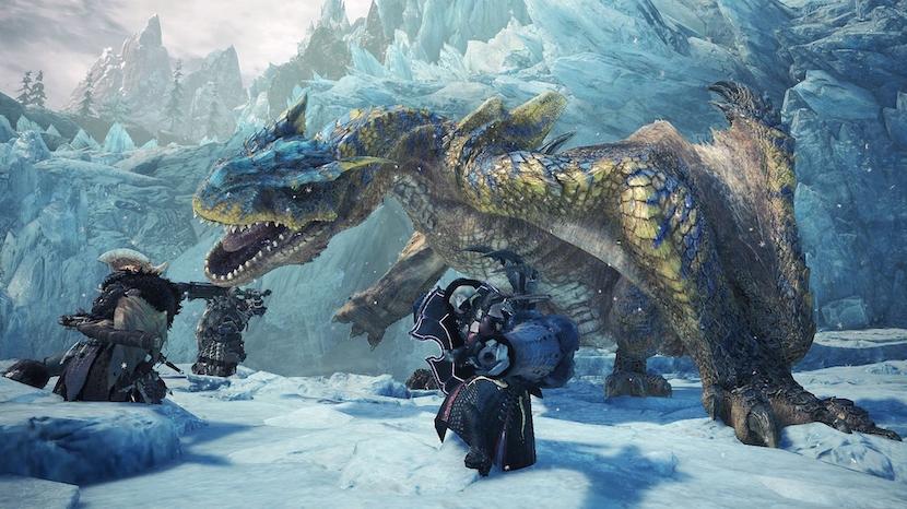 Monster Hunter World: Iceborne, 2,5 Milyon Üniteyi Zaten Gönderdi 1