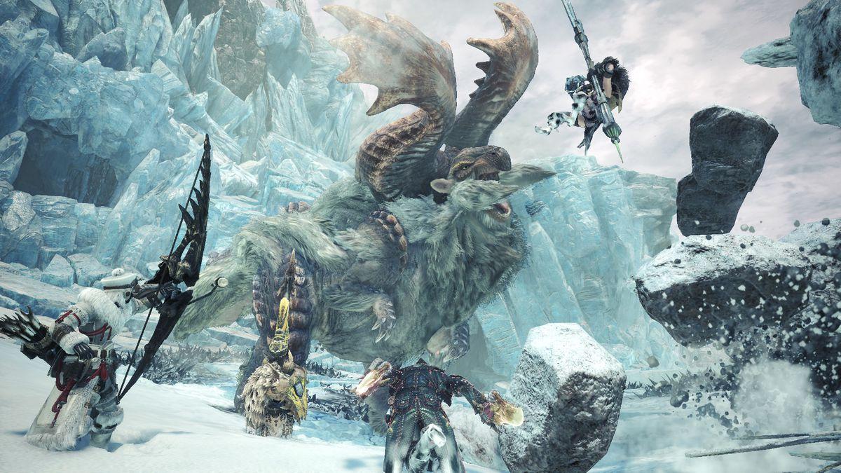 Monster Hunter World: Iceborne dijital satışları ve gönderileri 2,5 milyona ulaştı 1