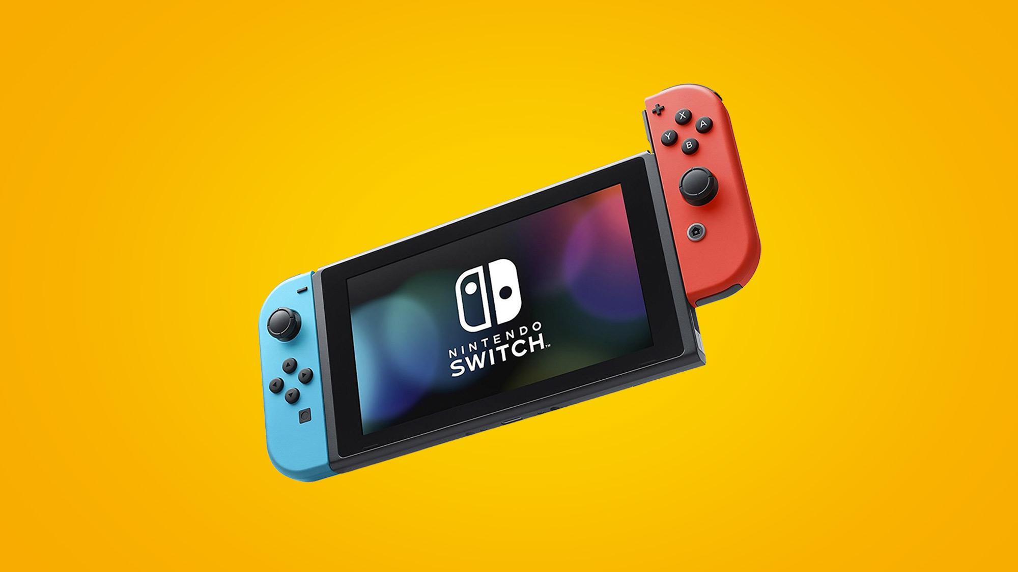 Nintendo Switch Joy-Cons, bir gün yeni bir stilde olabilir 1