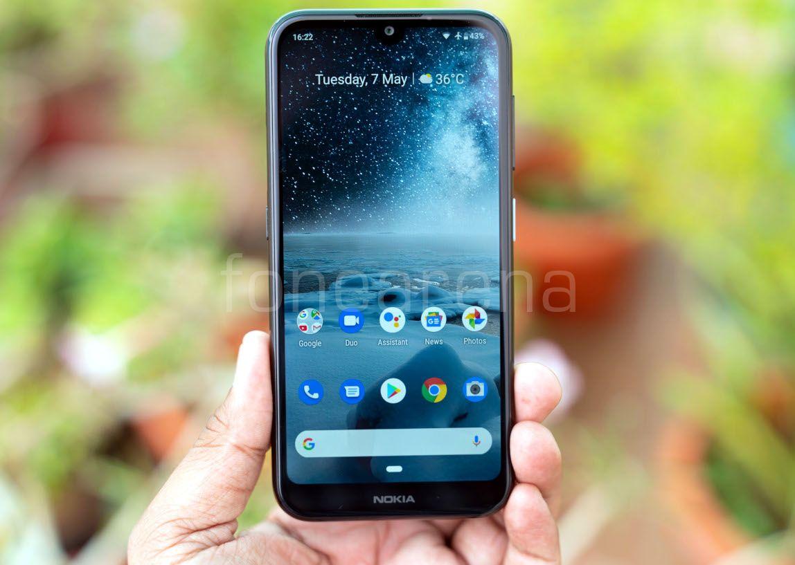 Nokia 3.2 ve Nokia 4.2'de yine Hindistan'da fiyat indirimi 1