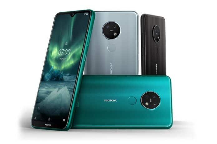 Nokia 6.2 ve 7.2: İki Orta Menzil Reign'e Geldi! 1