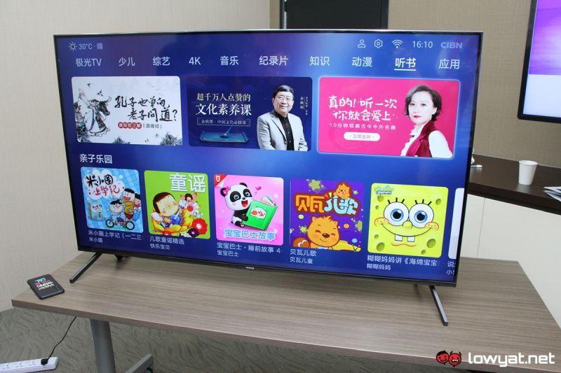 ONUR VISION Pro İlk İzlenimler: Farklı Bir Tür TV 1