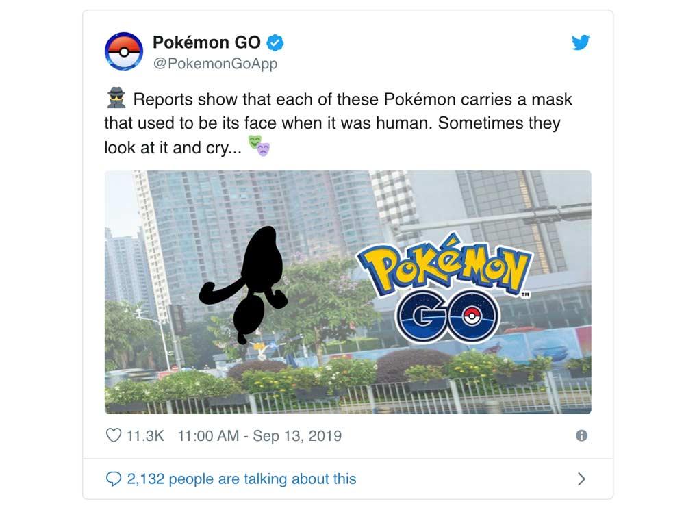 Pokemon GO Cadılar Bayramı sızıntıları yine burada! 1