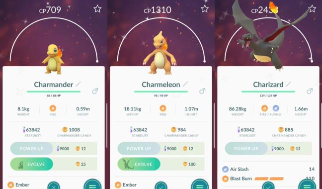 Pokemon Go Parlak Listesi: tam parlak kontrol listesi ve nasıl shinies yakalamak 1