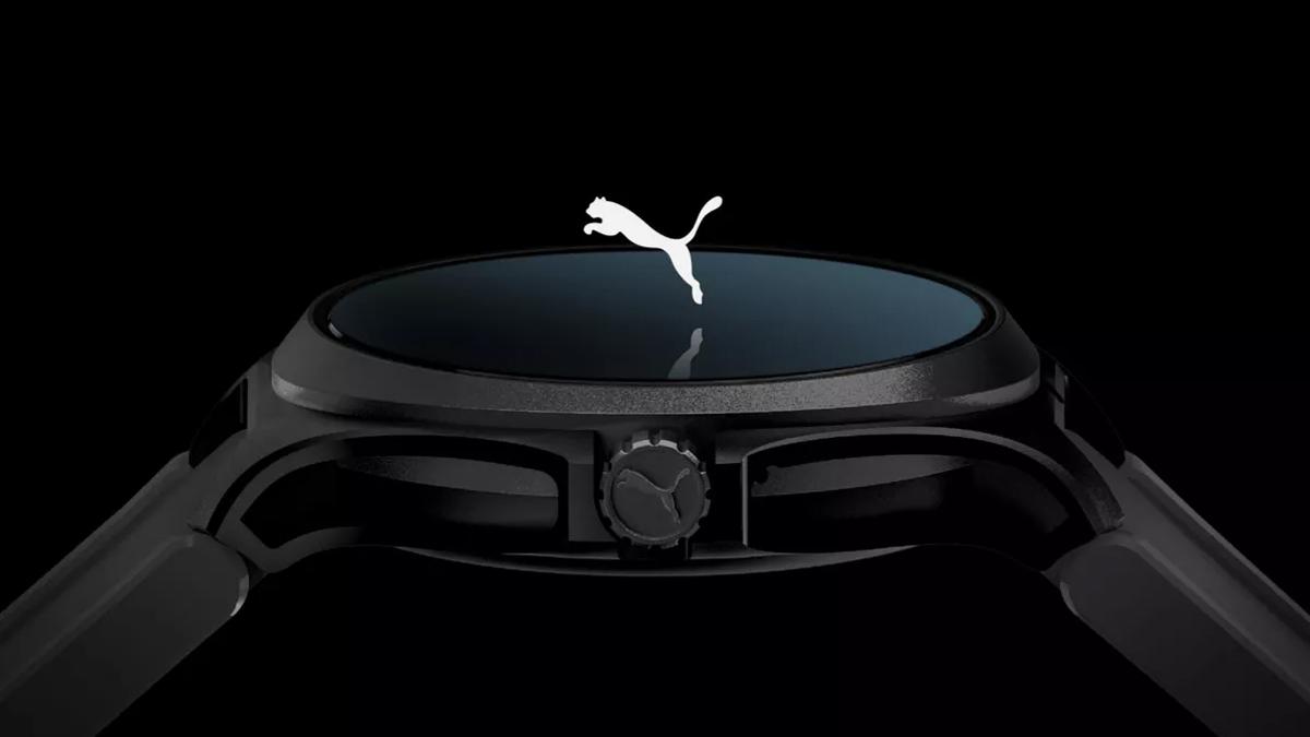 Puma spor üreticisi ilk WearOS smartwatch'ını tanıtıyor 1