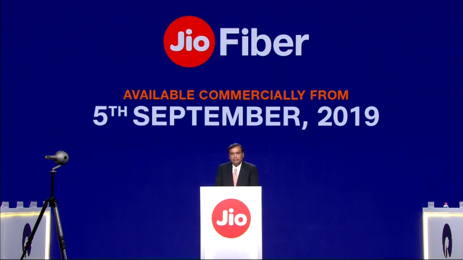 Relioce JioFiber ticari lansmanı 5 Eylül'de başladı: Tüm sorularınız cevaplandı 1