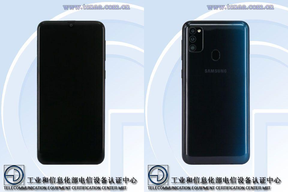 Samsung Galaxy M30'lar TENAA