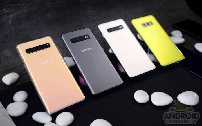 Samsung Galaxy S11 Renk Seçenekleri