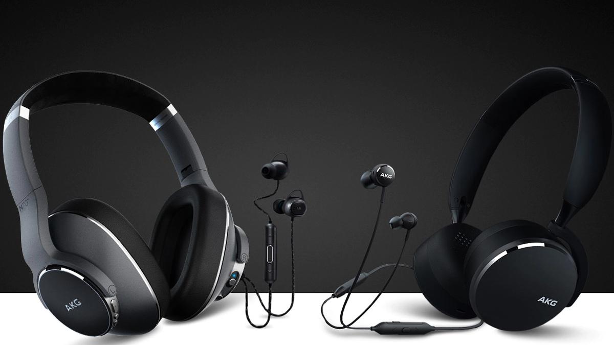 Samsung Hindistan'da yeni birinci sınıf AKG kulaklık piyasaya sürdüğünü duyurdu 1