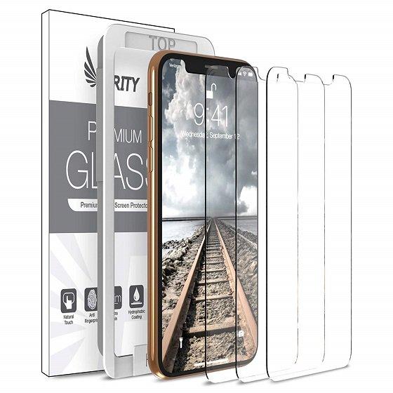 1. Saflık Ekran Koruyucu en iyi iPhone 11 Pro ekran koruyucuları