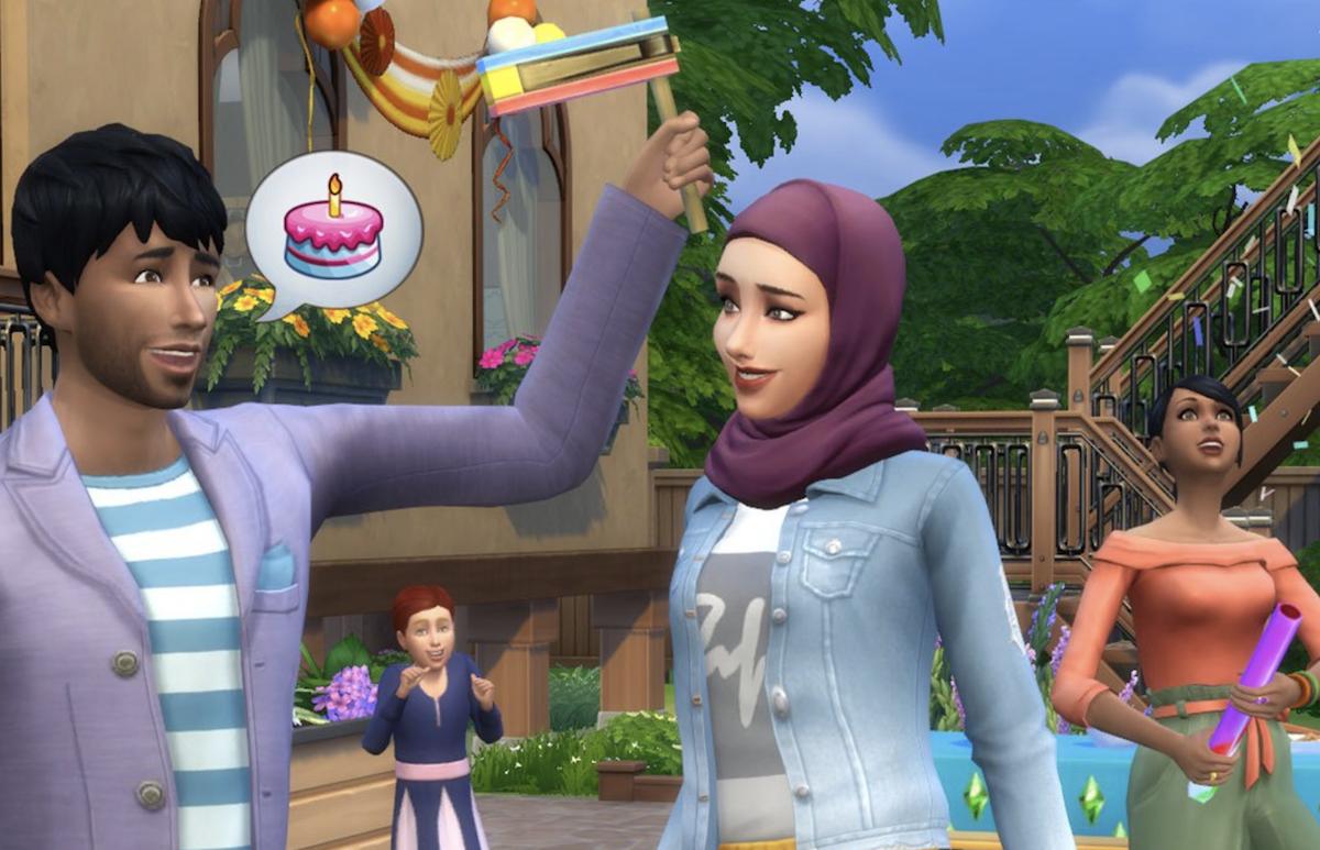 Sims 4 5. yıldönümü güncellemesi Müslümanlardan ilham alan içerik ve daha fazlasını ekler 1