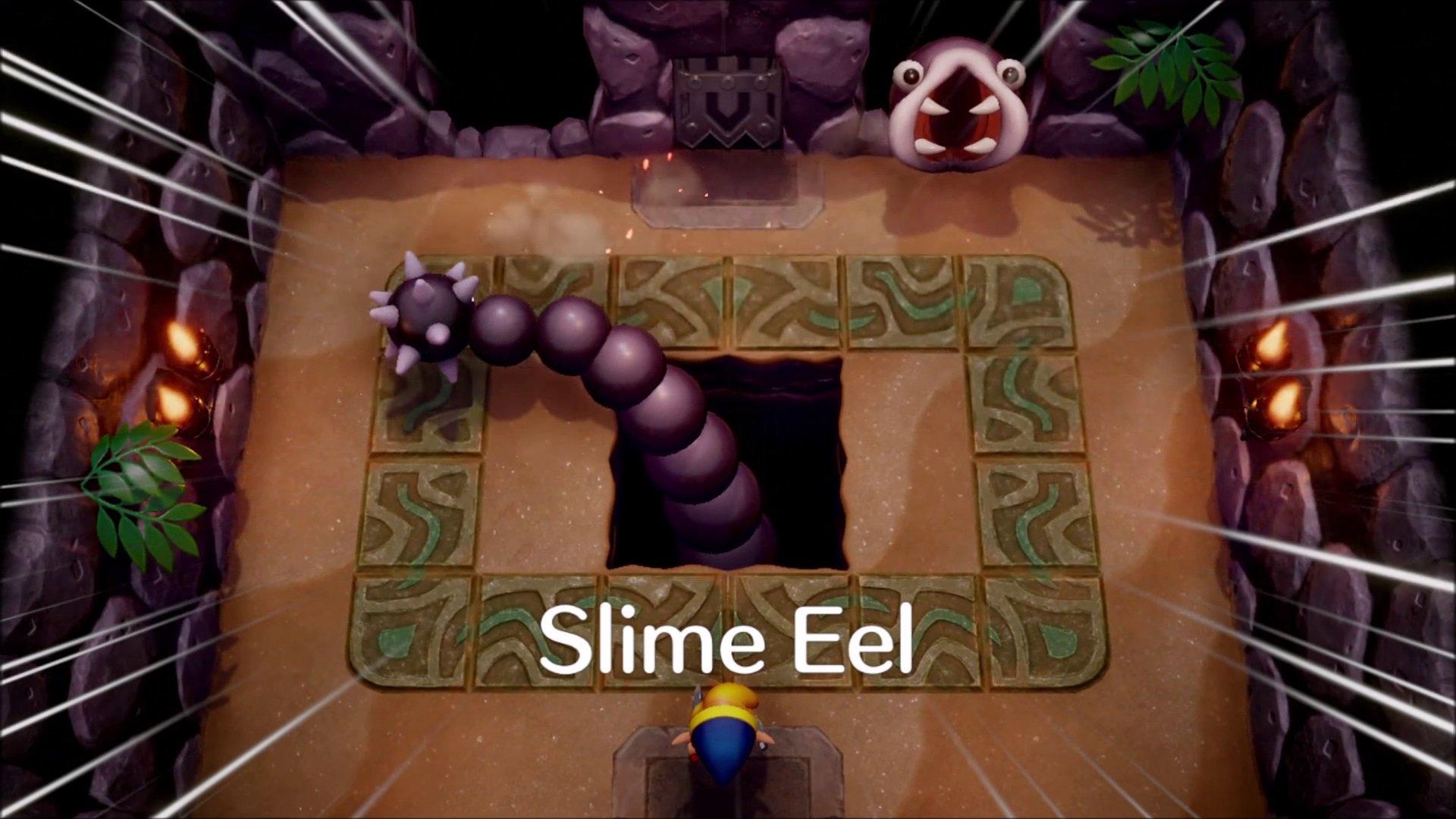 Slime yılan balığı nasıl yenilir - Link uyanış 1
