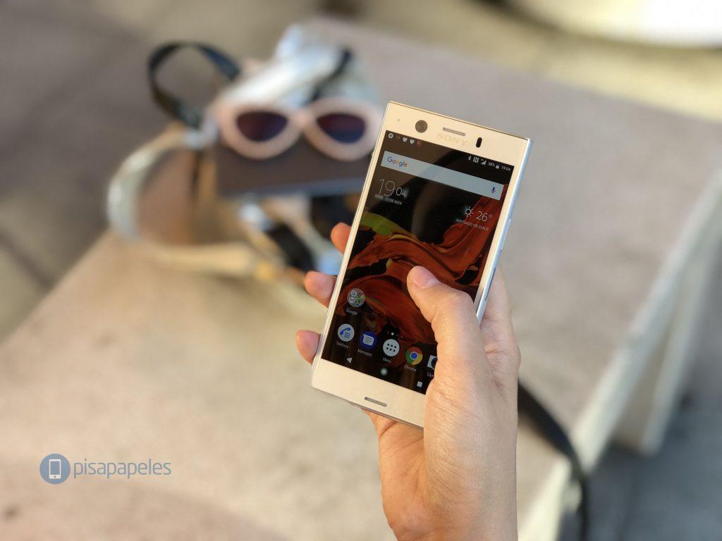 Sony Xperia XZ1 Compact Ürününü İnceleyin 1