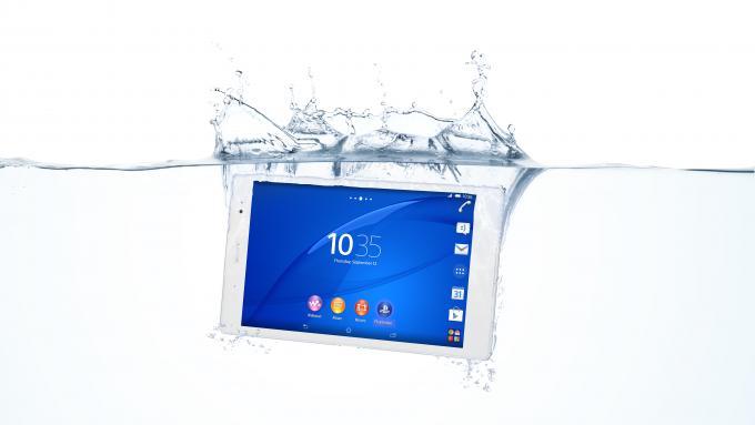 Sony Xperia Z3 Tablet Kompakt vs Retina Ekranlı iPad Mini - Özellikler karşılaştırması 1