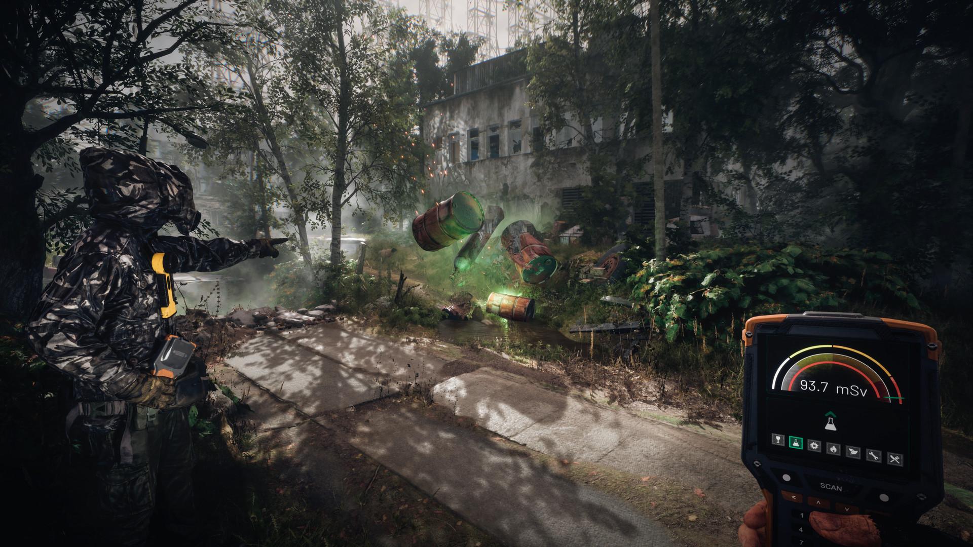 Stalker benzeri Çernobil, gelecek ay erken erişime vurdu 1