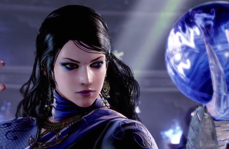 Tekken 7'de Zafina Hazır 1