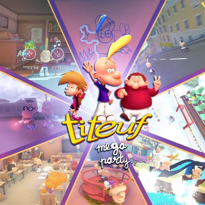 Titeuf: Mega Party Remaster 21 Kasım'ı Başlattı 1