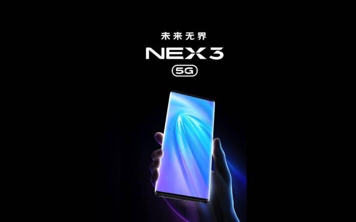 VIVO NEX 3 5G telefonu Weibo'da yine takıldı 1