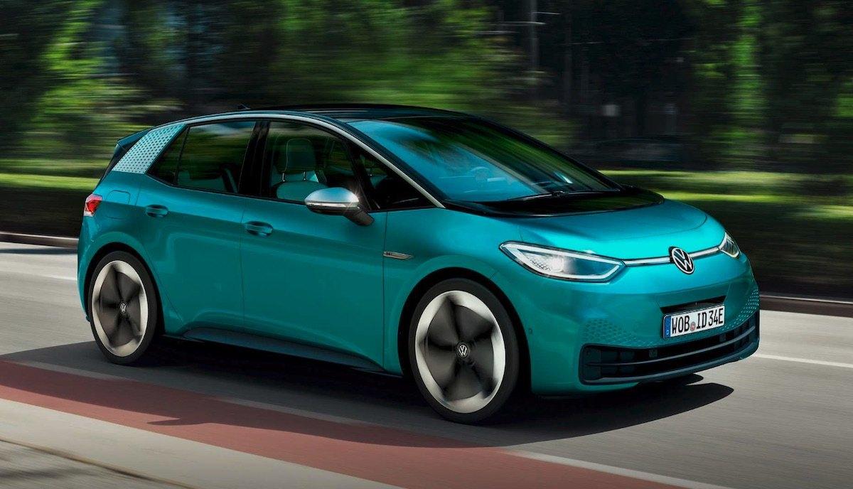 VW ID 3 100 Yıl İçinde En Önemli Arabadır 1
