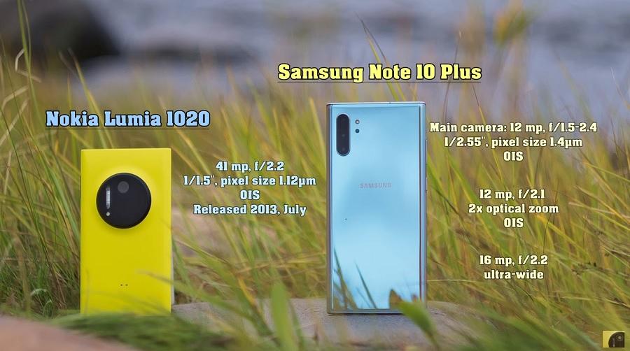 Video: Can Samsung Galaxy Note  10 Artı Nokia Lumia 1020 yendi? 1