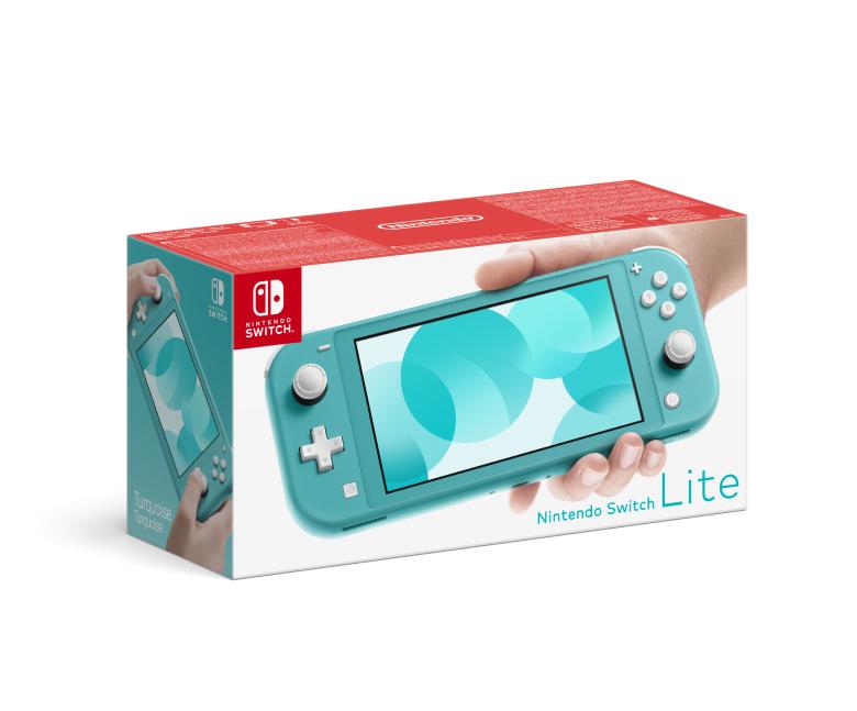 Video: Yeni Nintendo Switch Lite reklamı 1
