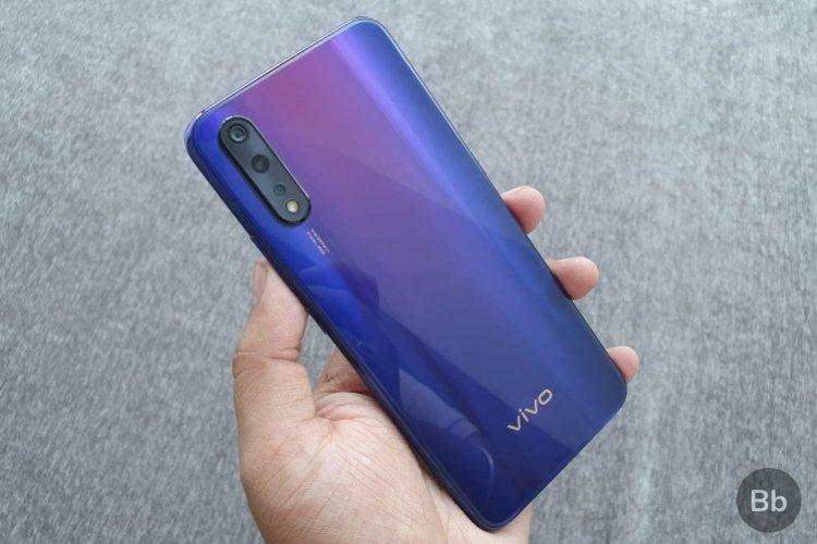 Vivo Snapdragon 712 SoC ile Z1x, Hindistan'da 48MP Üçlü Kamera Tanıtıldı 1