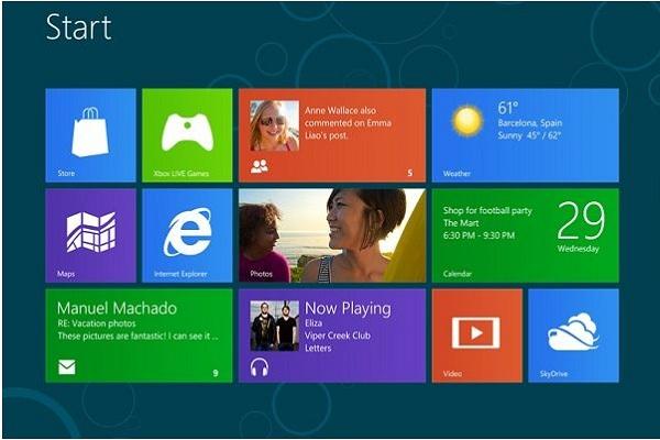 Windows RT ekseni olabilir, Larson-Green'e göre 1