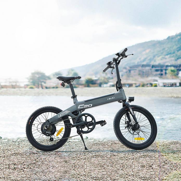 Xiaomi Himo C20, 80 km menzile sahip elektrikli bisiklet 1