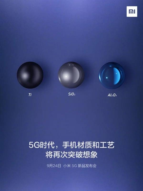 Xiaomi Mi MIX Alpha birinci sınıf malzemelerden oluşacak, katlanmayacak ancak yine de sizi şaşırtacak (fotoğraf) 1