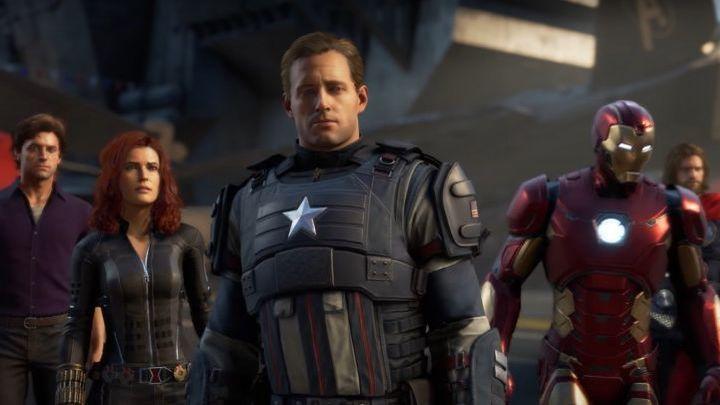 Square Enix'ten Marvels Avengers Yeni Bilgiler - fotoğraf # 1