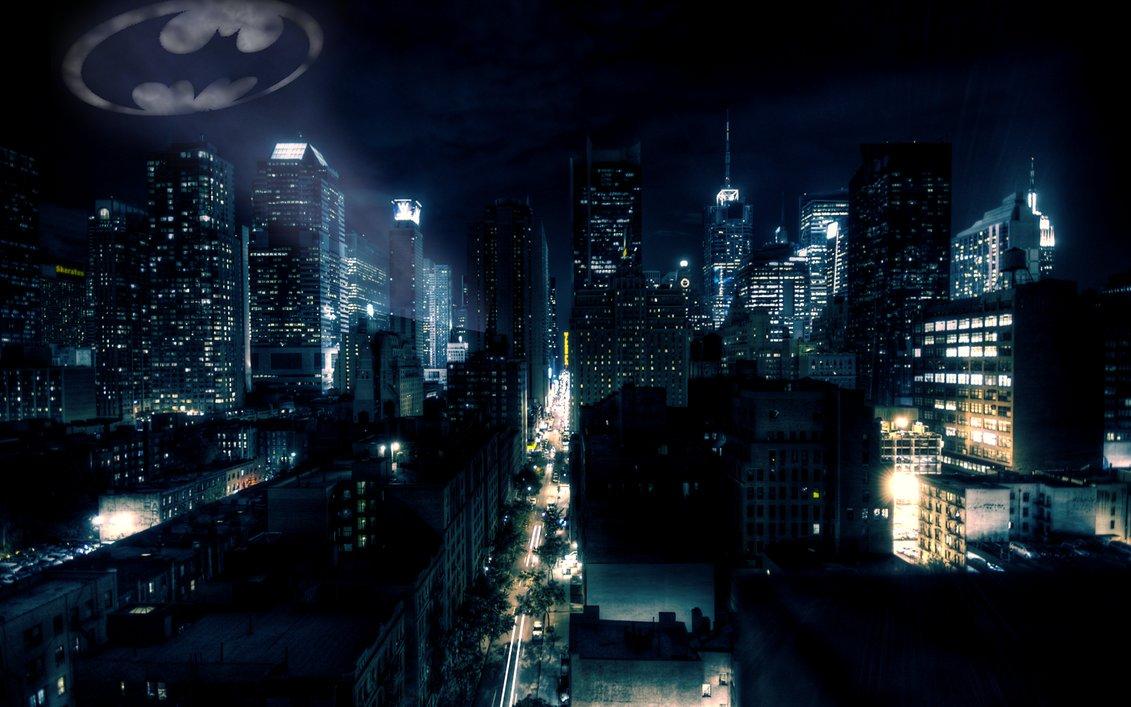Yeni Fortnite x Batman Gotham Şehri Sızdıran Binalar 1